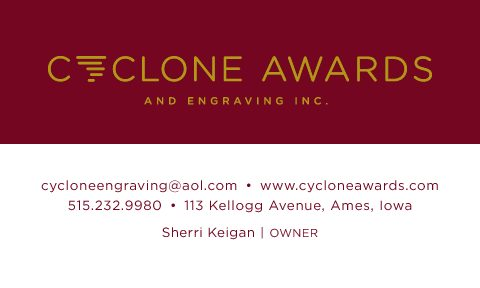 Cyclone Awards and Engraving INC