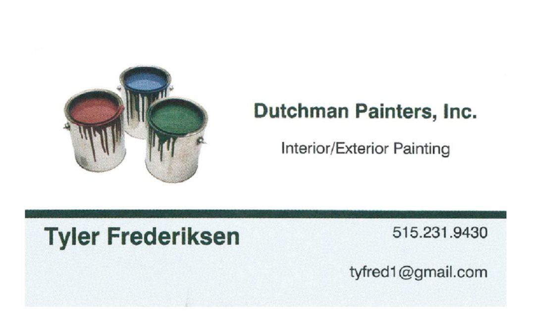 Dutchman Painters Inc