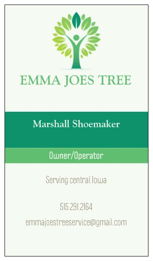 Emma Joe's Tree Service