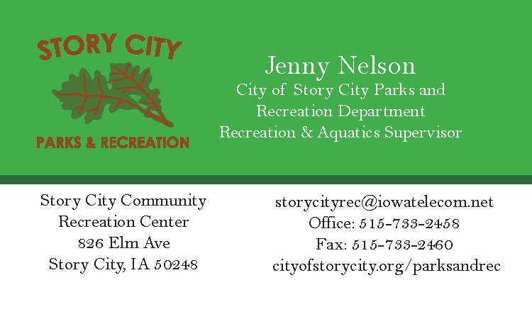 Story City Parks and Rec