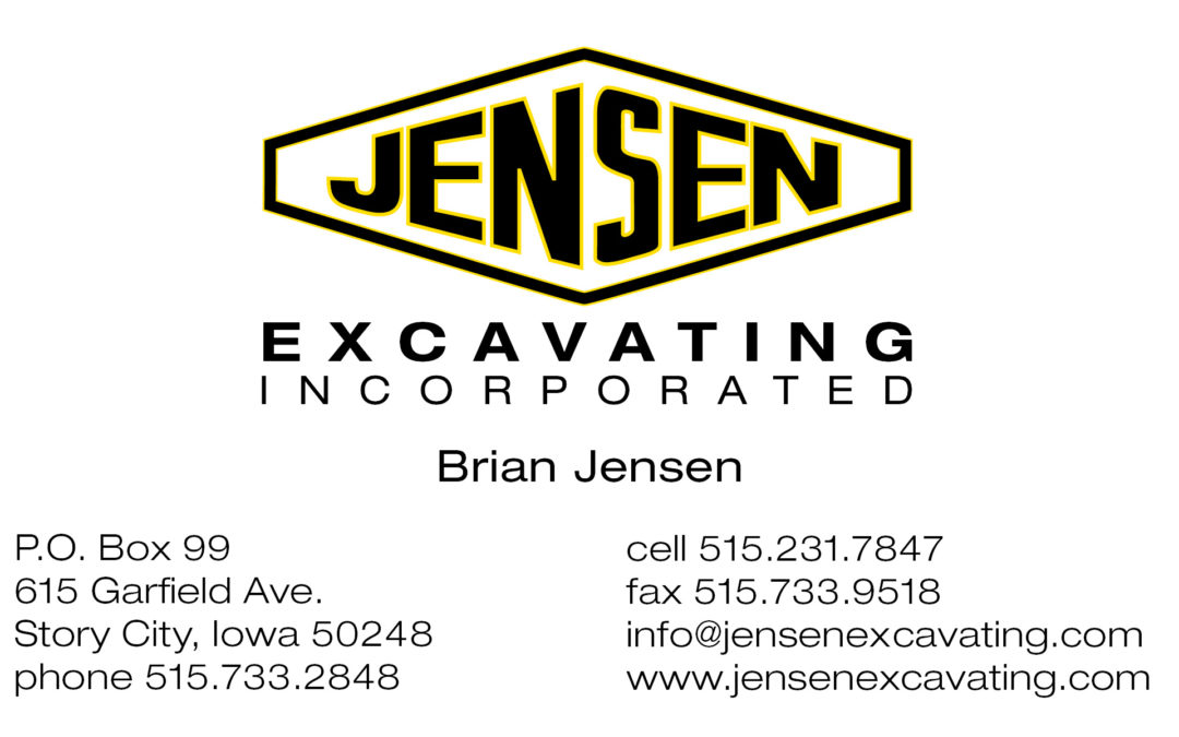 Jensen Excavating Inc