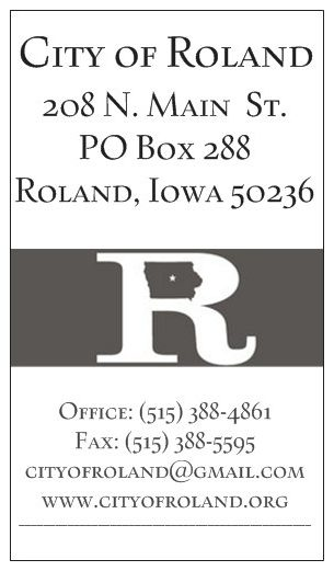 City of Roland