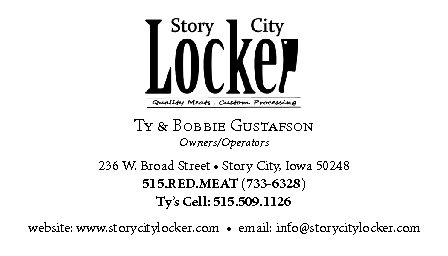 Story City Locker