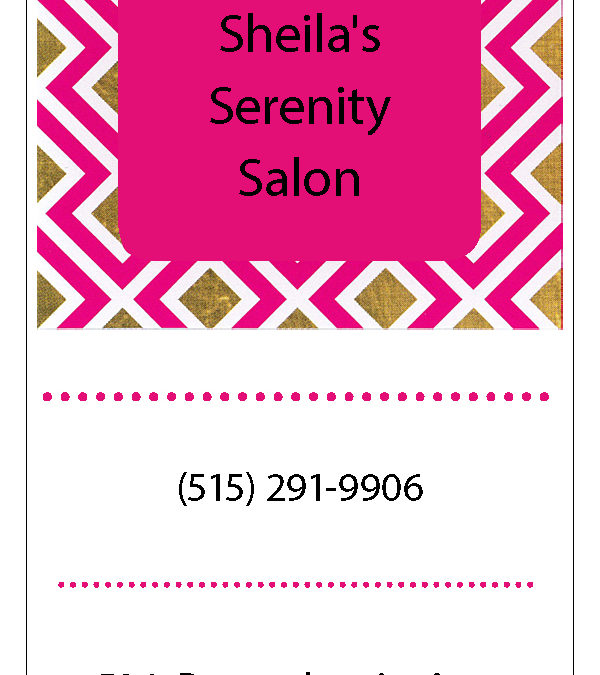 Sheila's Serenity Salon