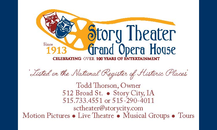 Story Theater Grand Opera House