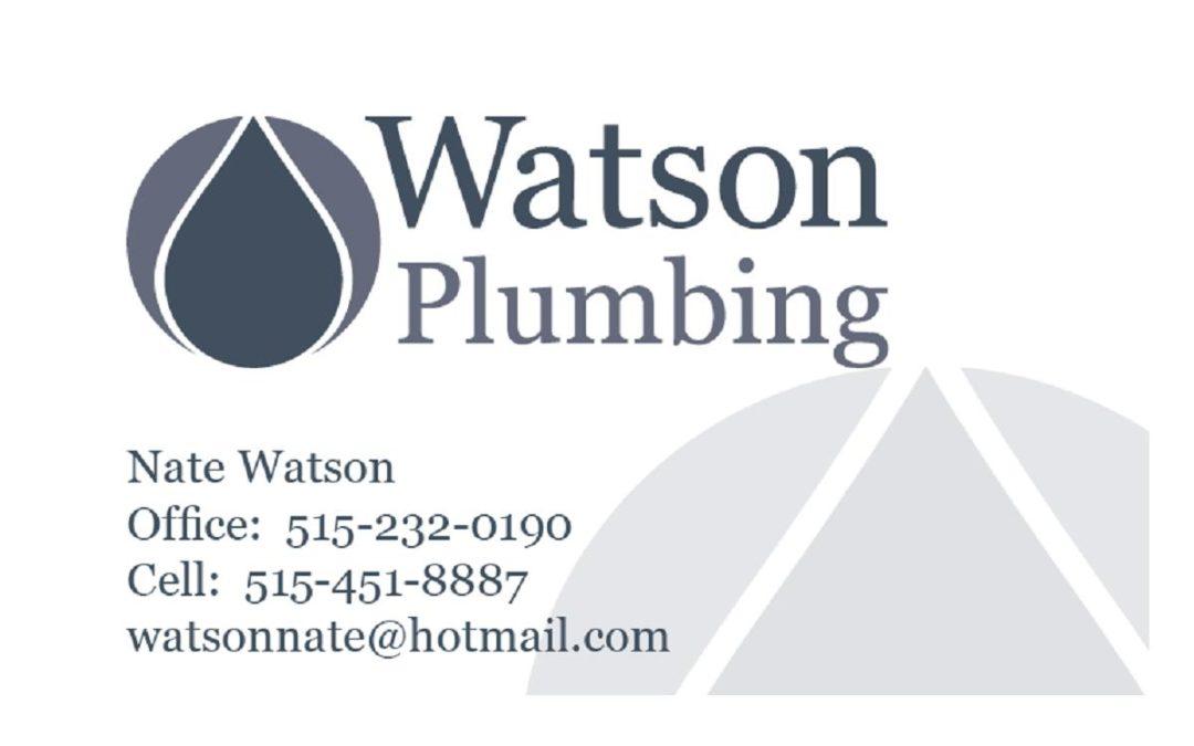 Watson Plumbing
