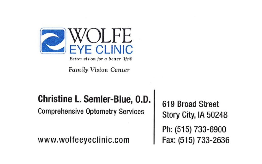 Wolfe Eye Clinic