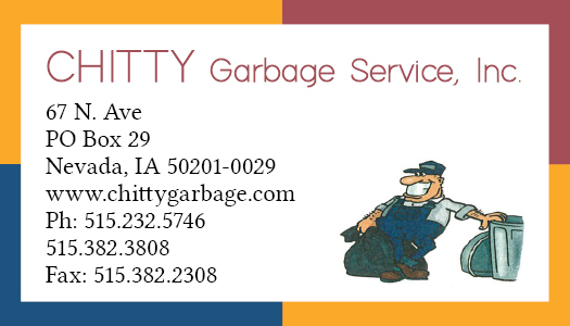 Chitty Garbage Service, Inc.