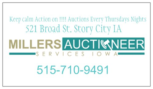 Miller Auctioneer Services